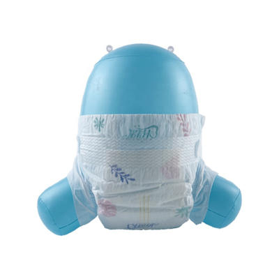 Disposable Baby Diaper with Breathable Cover JX-BD1006