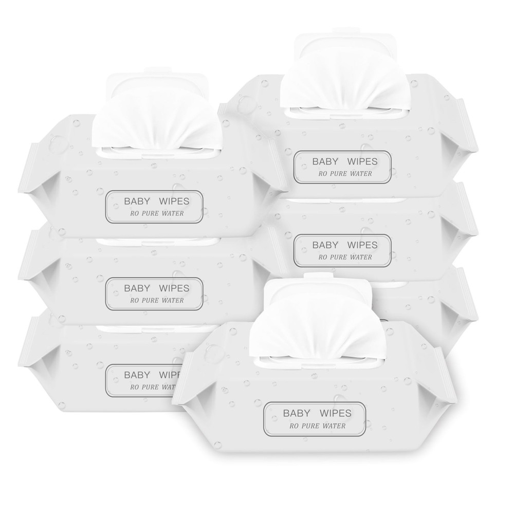 Non-woven Cotton Baby Wipes JX-BW1005