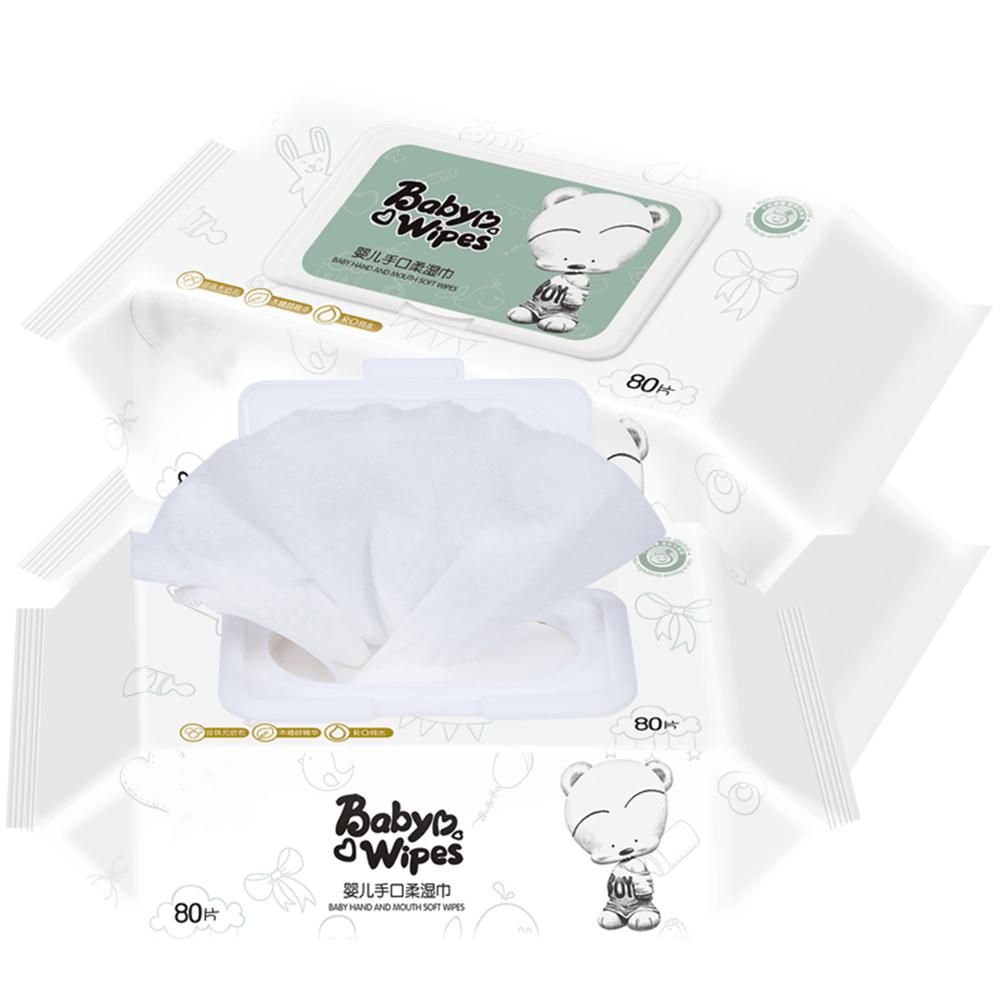 Soft Baby Wipes JX-BW1006