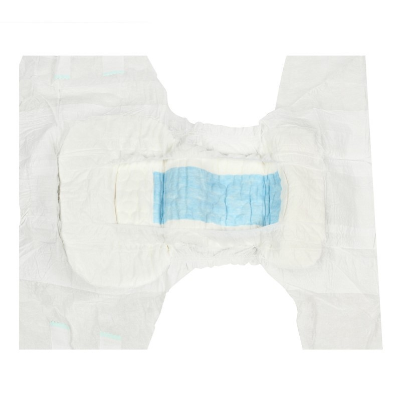 Disposable high quality safe use adult diaper with hot selling JX-AD1008